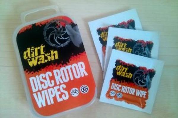 Dirt Wash Rotor Wipes