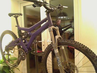 Putting the bike back together