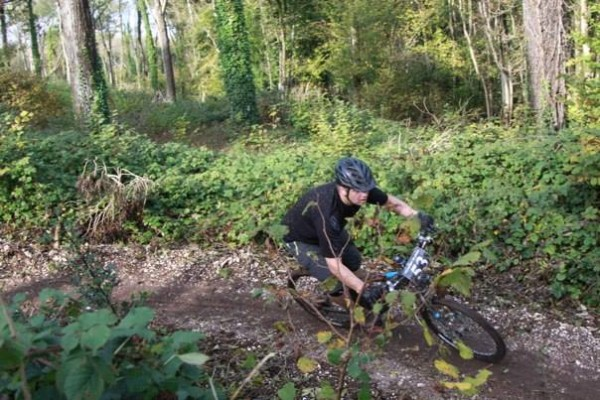 Off Camber XC MTB Race - Round 2