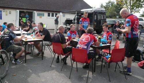 Dorset Rough Riders DRRt 4