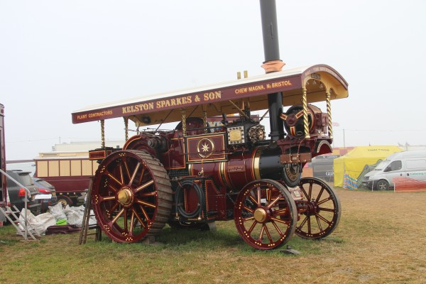 Great Dorset Steam Fair 2019 - Video
