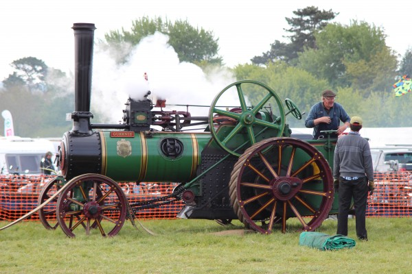Abbey Hill Steam Fair 2019
