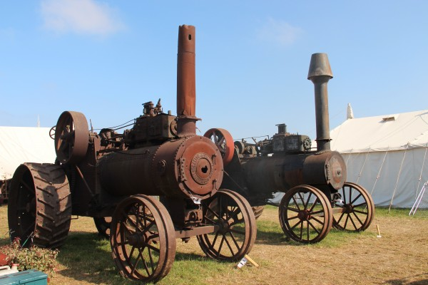 Great Dorset Steam Fair 2019