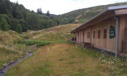 Glentress mountain biking centre