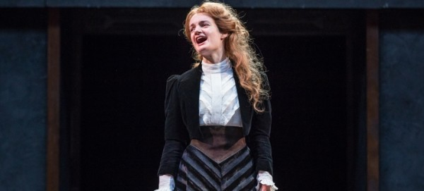 Taming of the shrew at The Globe